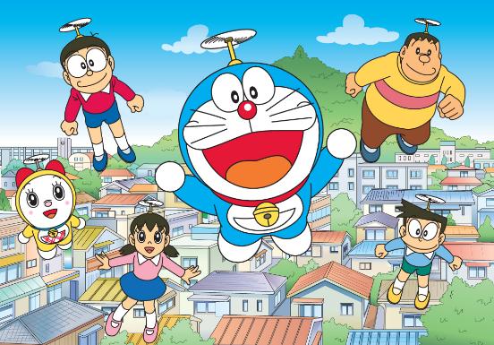 Gadget Doraemon yang Kini Jadi Nyata