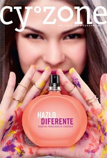 Catalogo Cyzone Campaña 01 Diciembre 2016 Belcorp