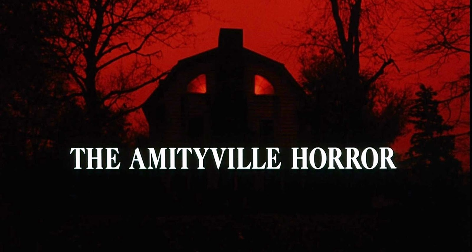 Amityville Red Eyes