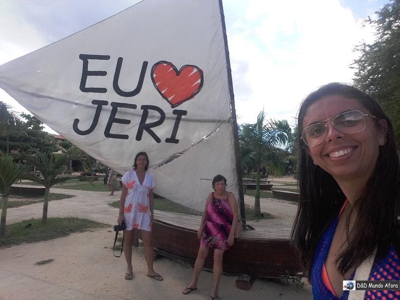 Diário de Bordo - Jericoacoara, Ceará