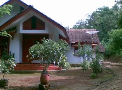 foto rumah sederhana di desa dan kampung 2017 - foto rumah