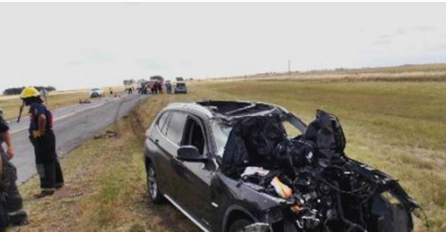 Noticiamos o falecimento de  Roberto Luiz da Silva Júnior em acidente na Argentina