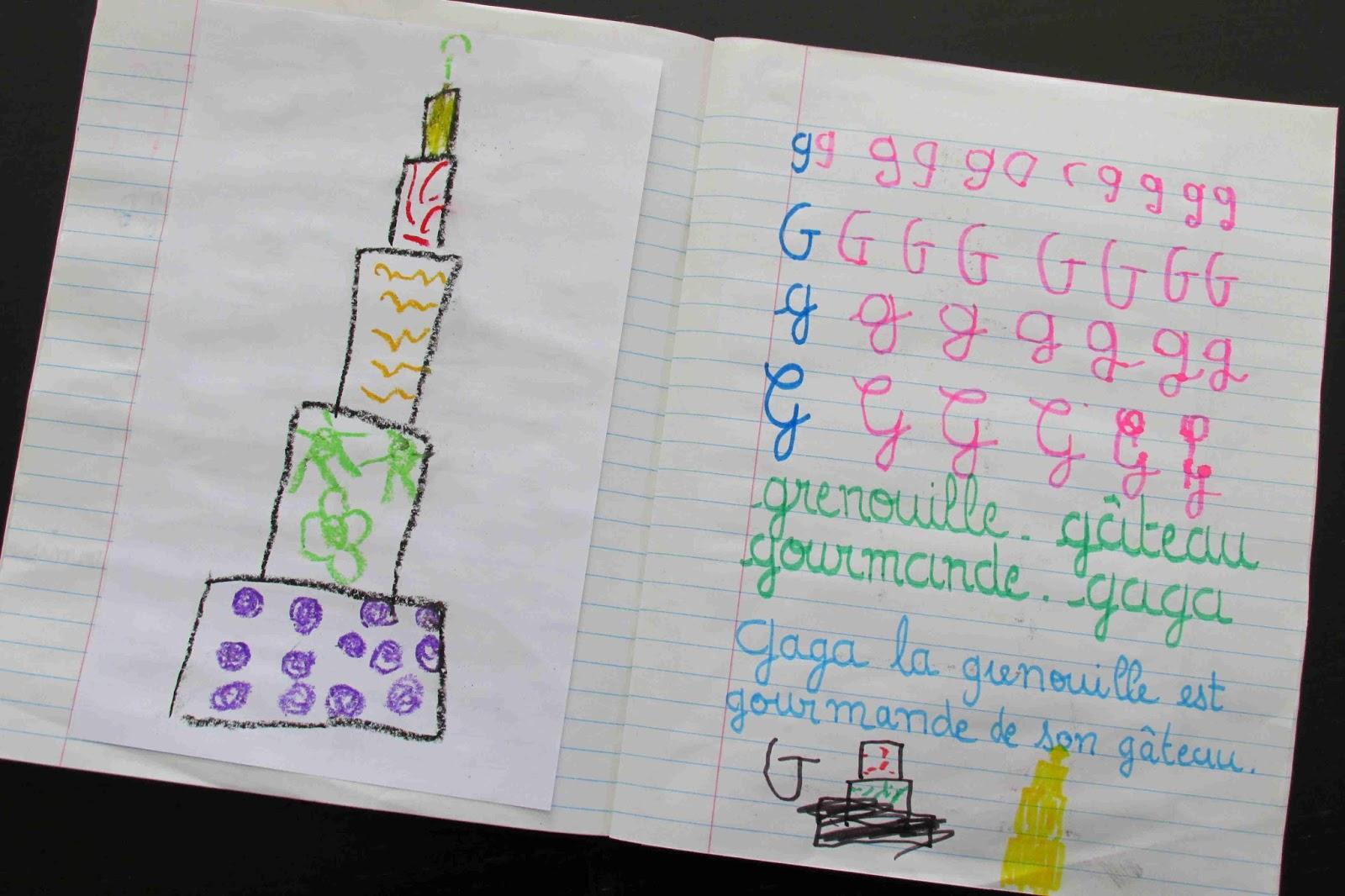 Activité 4-5 ans Montessori