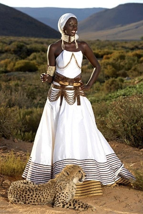 Ask Cynthia Ethnic Weddings African Wedding Dresses