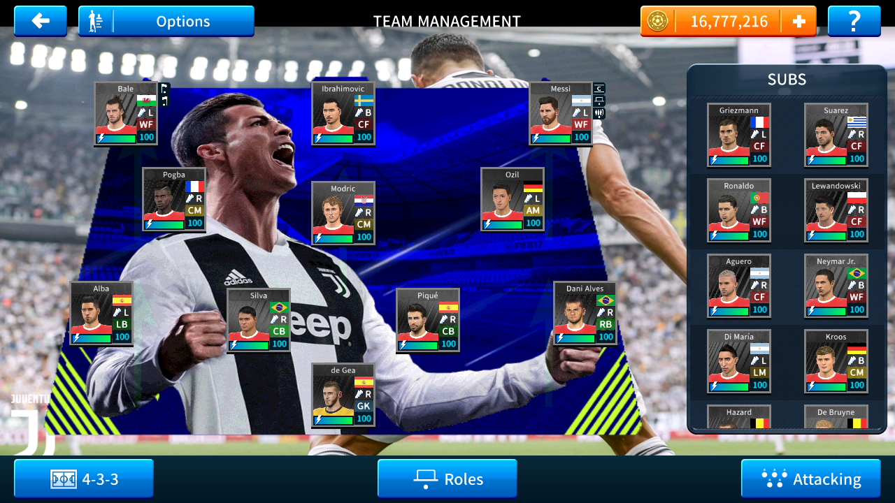 Dream League Soccer 2019 Apk v6 05 [All Players Unlocked +