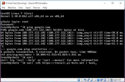 How to Test Pi-Hole on a VM (Part I)