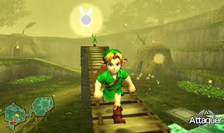 zelda ocarina of time Nintendo 64 remake 3ds