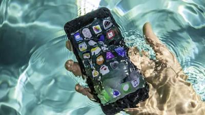 Perbedaan Water Proof, Water Resistent dan Water Repellent dalam Teknologi Gadget
