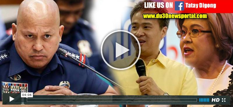 WATCH: Joel Villanueva Helps Leila De Lima Insulted PNP Chief Bato Dela Rosa