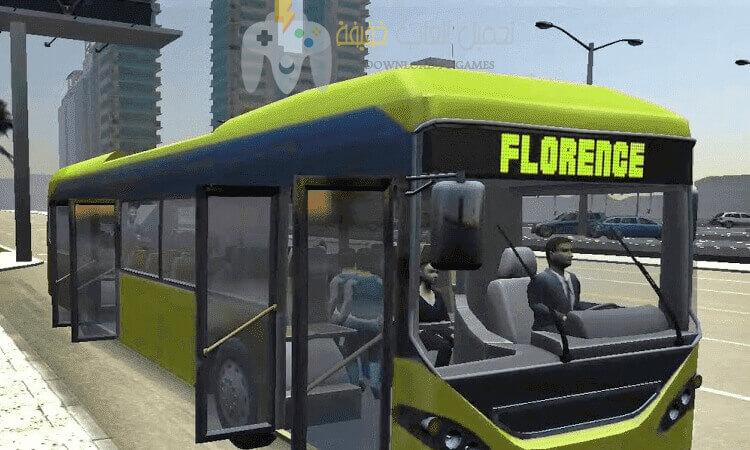 تحميل لعبة Bus Simulator 2018