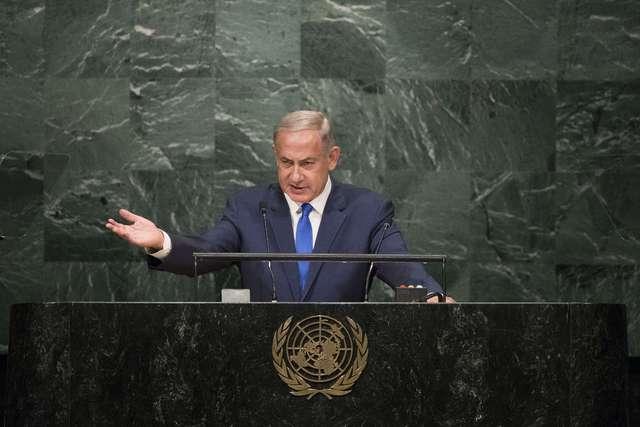 Netanyahu ONU 2016