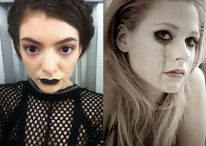 O que o novo disco de Avril Lavigne tem que o de Lorde não tem?