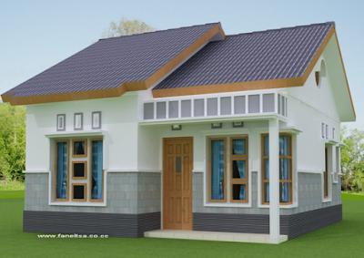 Building a minimalist house