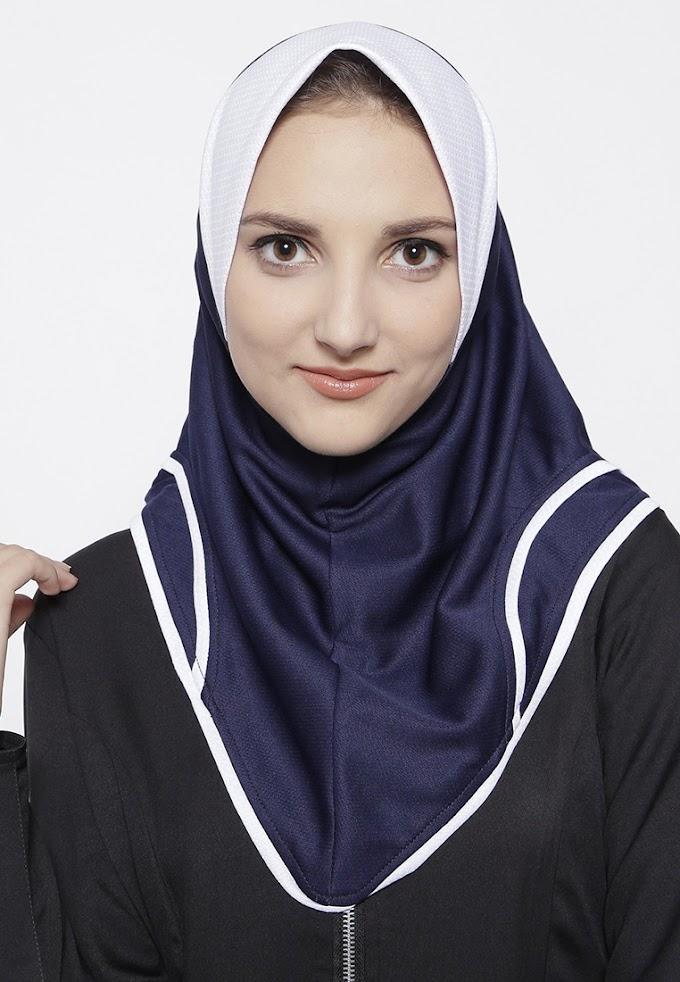 Hijab Cantik Pelangi