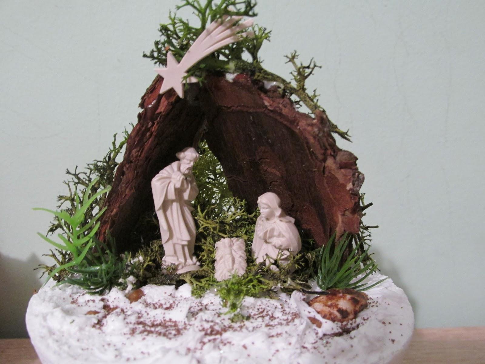 Szopka, Gwiazda Betlejemska, Święta Rodzina