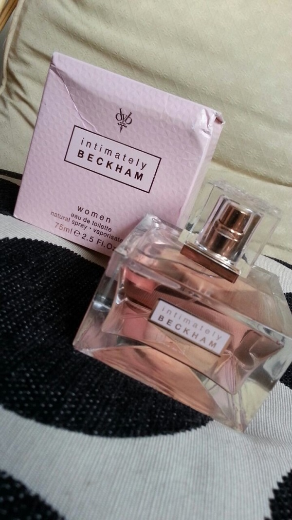 Intimately Beckham for Women EDT Review