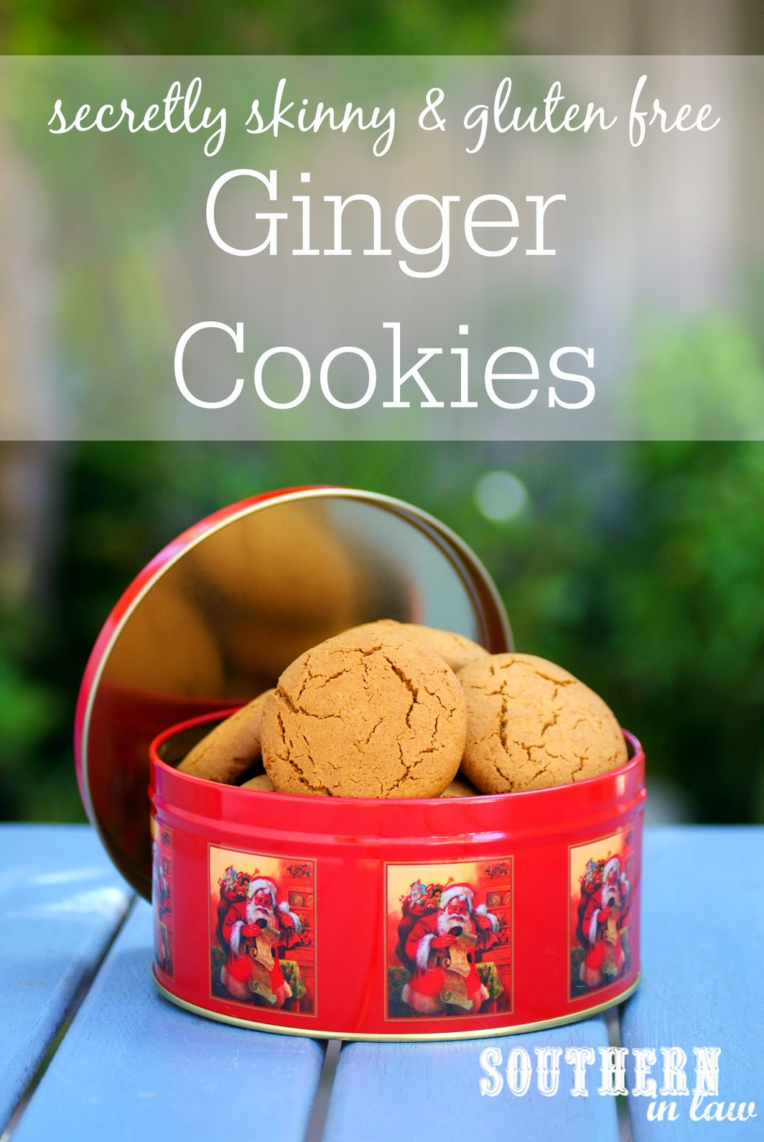 Low Fat Ginger Cookies Recipe - Healthy Christmas Cookie Recipes, Healthy, Low Fat, Gluten Free, Low Sugar, Skinny Recipes, Gingernut Biscuits, Ginger Biscuits, Home made