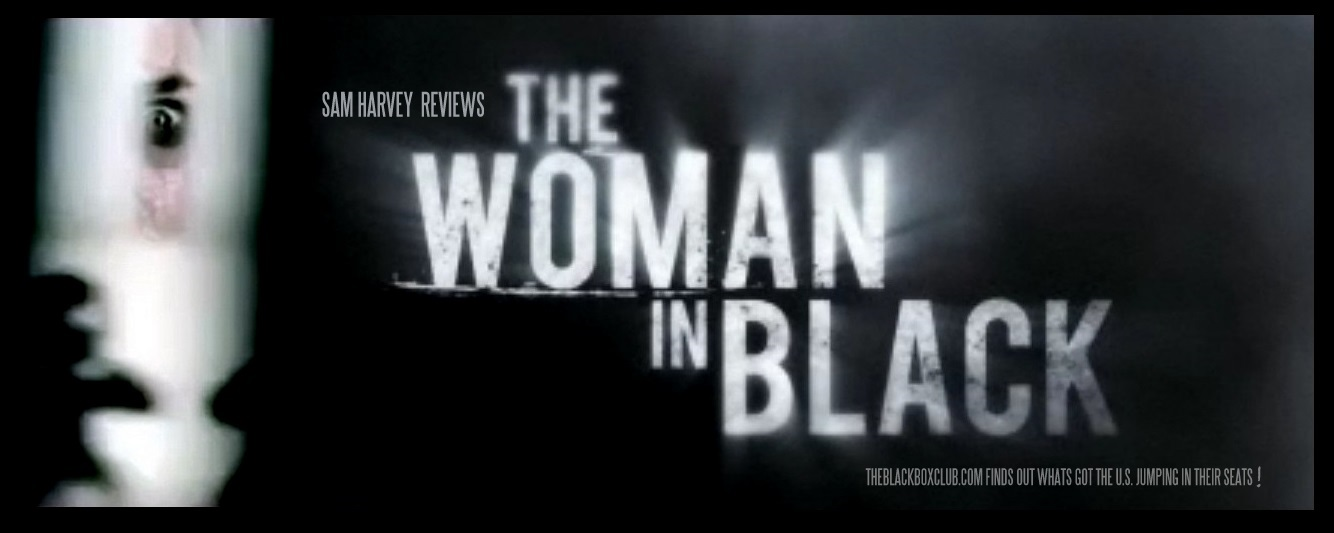 The Black Box Club: HAMMER FILM PRODUCTIONS: 'THE WOMAN IN