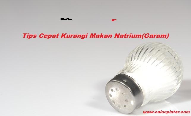 Natrium(Garam)