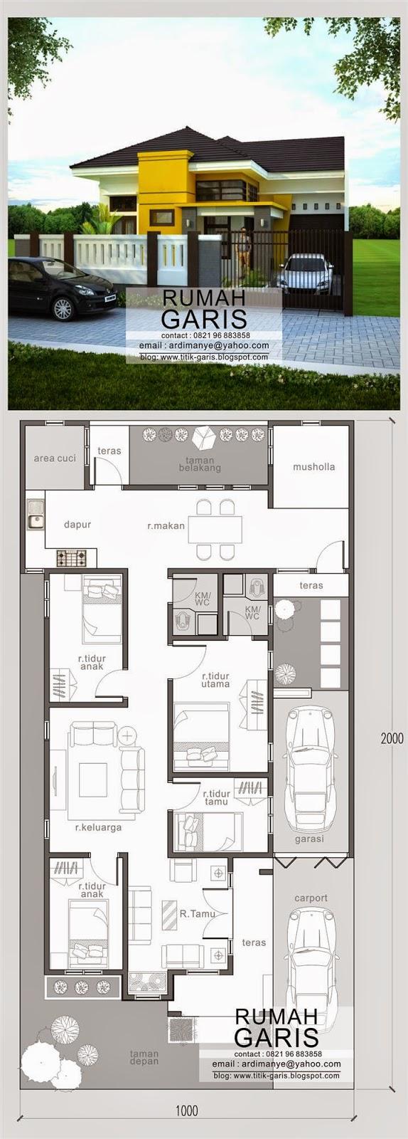 25 Ide Terbaik Desain Rumah Modern Di Pinterest Desain Rumah