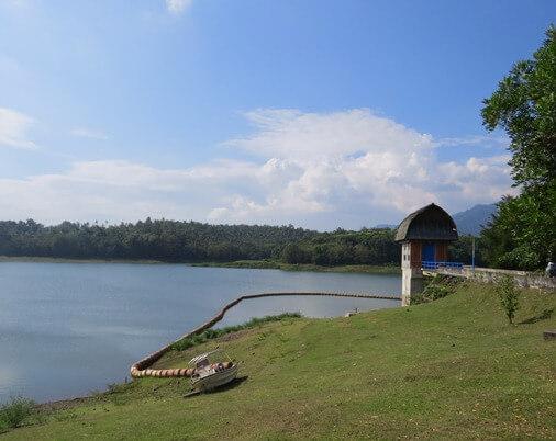 Palasari Reservoir Bali , Palasari Dam Bali