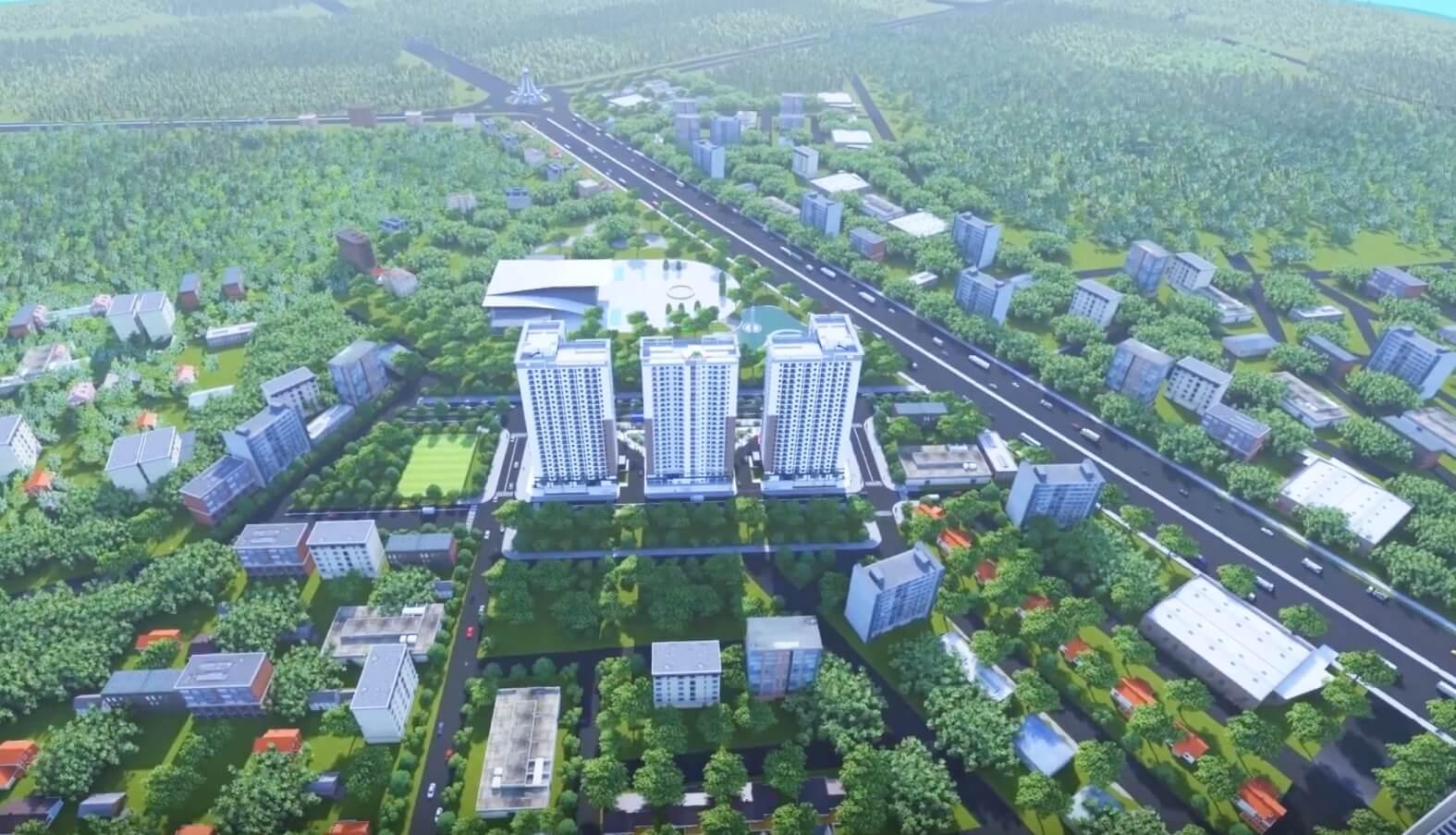 Xuân Mai Tower - Nơi an cư lý tưởng tại Thanh Hoá