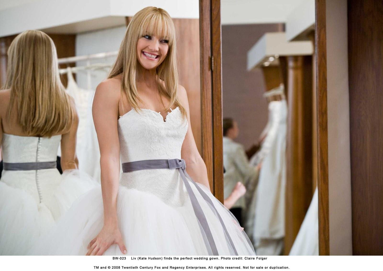 From Movie Bride Wars Vera Wang Wedding Dress | Dress images