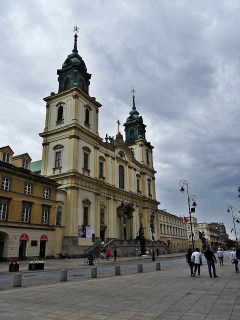 serce Chopina Warszawa kościół