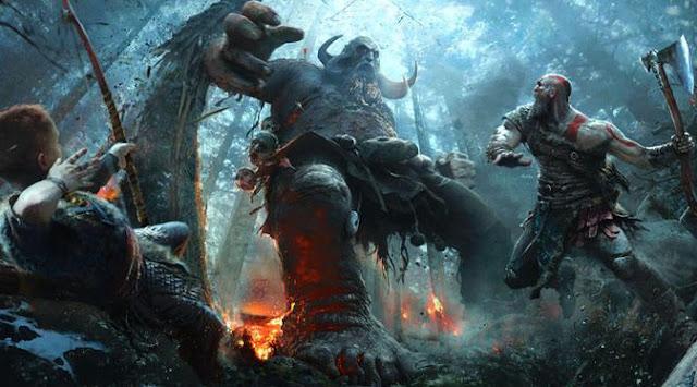 Sony Ungkap Jadwal Rilis God of War 4