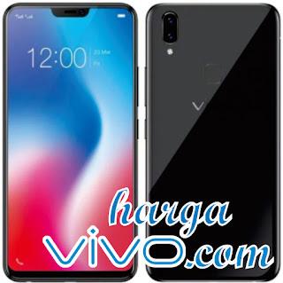 harga vivo v9 - vivo dengan fitur fingerprint