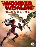 pelicula Wonder Woman: Bloodlines