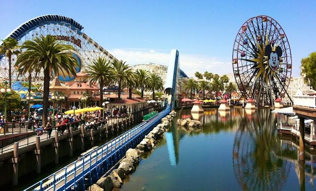 Onde comprar os ingressos dos parques da Califórnia