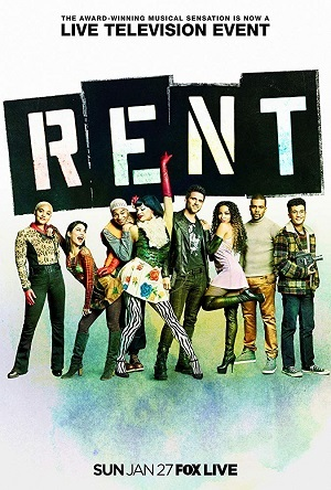 Rent - Live! Especial De TV Filmes Torrent Download onde eu baixo