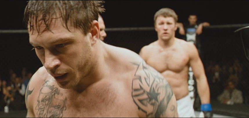 The Angst Report.: Big Screen Angst: Tom Hardy as Tommy ...