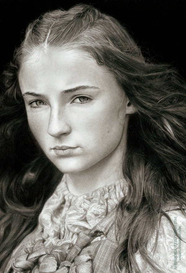 19-Sansa-Stark-Game-of-Thrones-Ambro-Jordi-AmBr0-How-To-Draw-Hyper-Realistic-Drawings-www-designstack-co