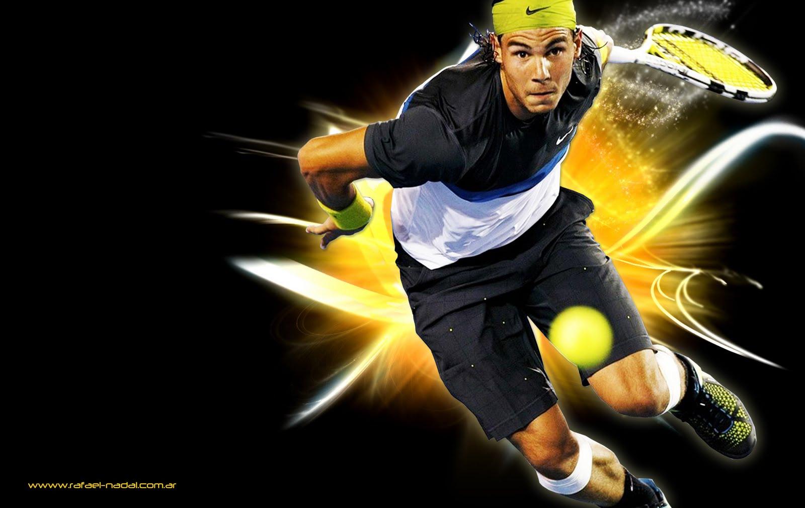 Sport Wallpaper: Rafael Nadal Tennis Wallpapers