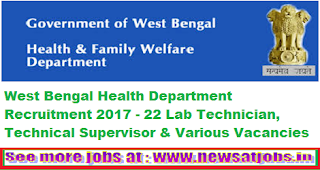 west-bengal-health-department-recruitment 2017