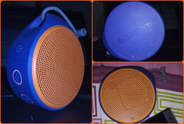 Wireless Bluetooth Speaker Logitech X100