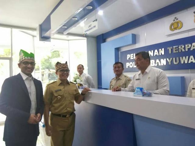 Duta besar Singapura untuk RI Anil Kumar Nayar berkunjung ke Banyuwangi