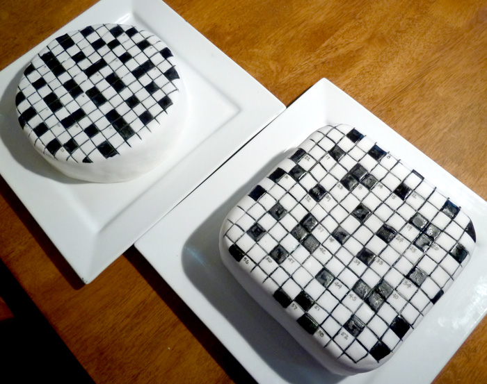 wedding cake layer crossword puzzle puzzling how to make a crossword cake 23068