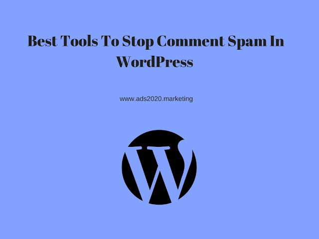 stop comment spam in Wordpress