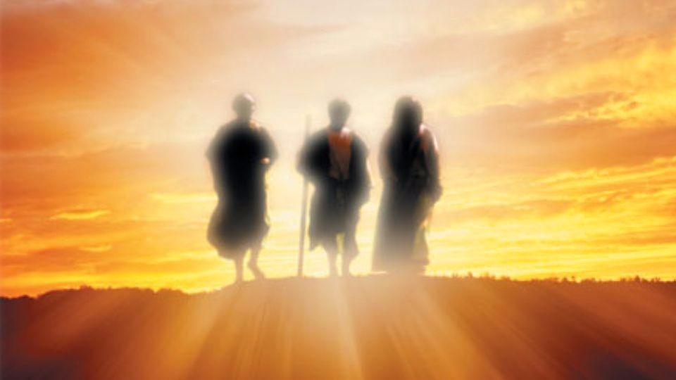 No Caminho de Emaús Filme Religioso