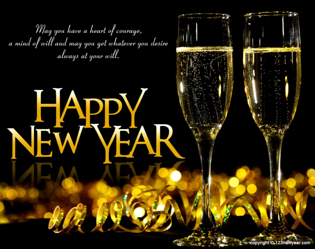 New Year Eve Wallpapers  Wallpapers Magazine