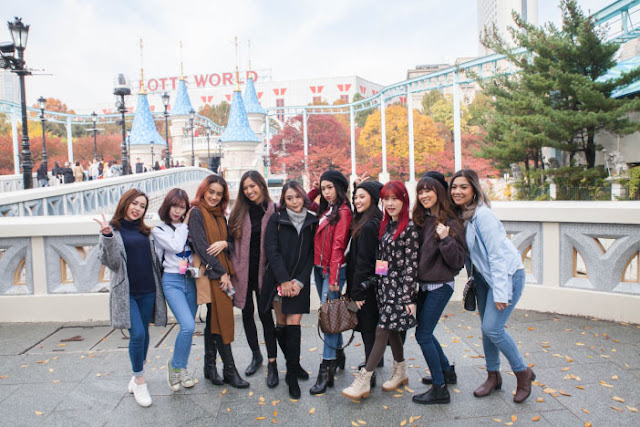 Lotte World Adventure & Magic Island in Seoul, South Korea