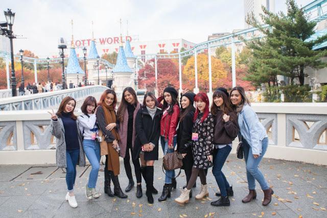 Lotte World Adventure & Magic Island in Seoul, South Korea
