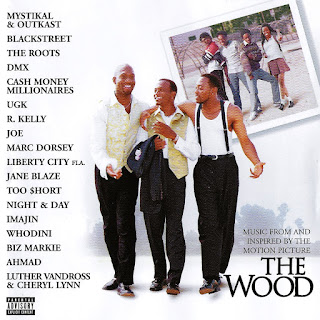 Various Artists - Music From & Inspired By The Motion Picture: The Wood (1999)