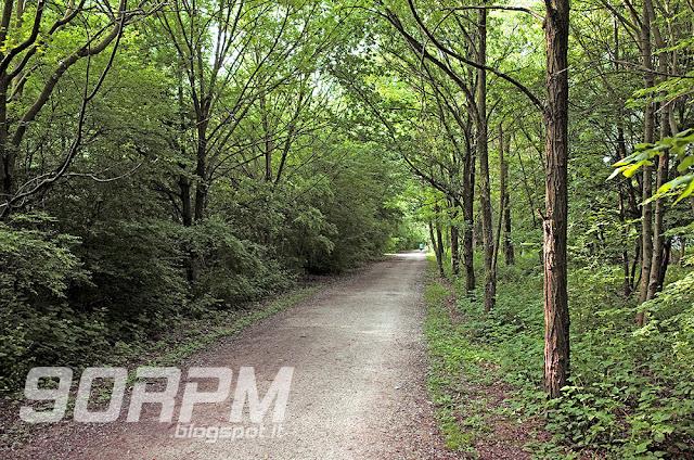 Verso il Villoresi percorrendo in bici i sentieri del Parco Groane.