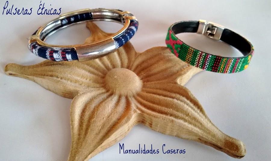Soportes para pulseras for Manualidades caseras para regalar