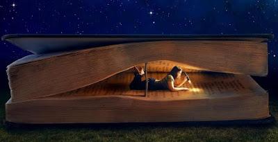 Cartile sunt ca oglinzile: in ele vezi doar ceea ce ai in interiorul tau.