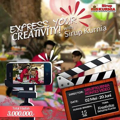 Express Your Creativity with Sirup Kurnia